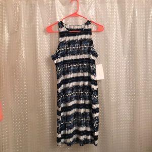 Athleta Dresses - Athleta High Neck Santorini Dress